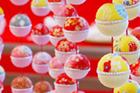 サンバレー富士見「大ひな壇」と「まゆ玉」の展示が始まります!